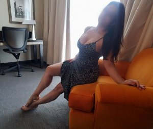 Yasmina escorts services in San Buenaventura